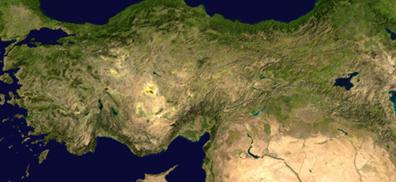 Полуостров Малая Азия