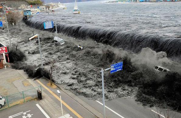 Япония, 2011 год
