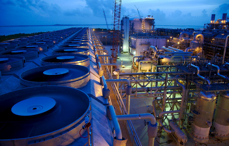 Добыча газа на Ямале