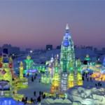 Самые красивые снежные фестивали
