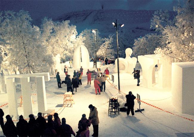 Кирунский снежный фестиваль