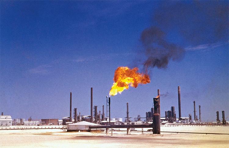 Нефть ближнего востока