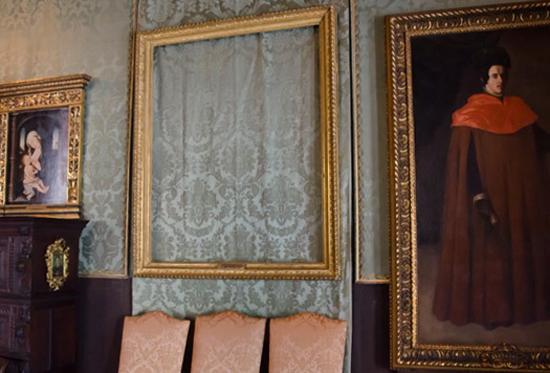 Ограбление музея в Бостоне