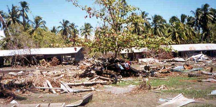 Папуа — Новая Гвинея, 17 июля 1998 года