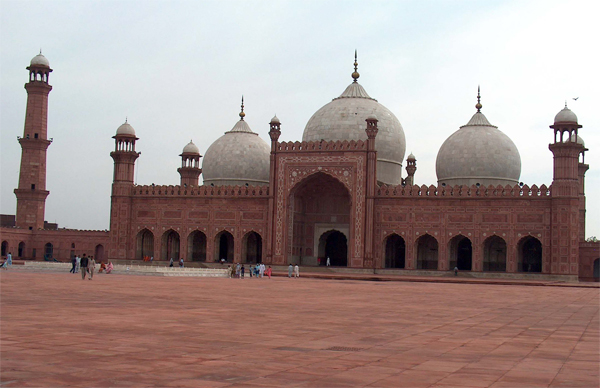 Мечеть Бадшахи
