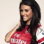 Самые красивые жены футболистов