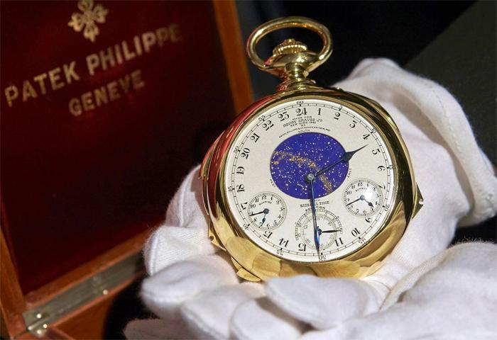 Patek Philippe Henry Graves Supercomplication