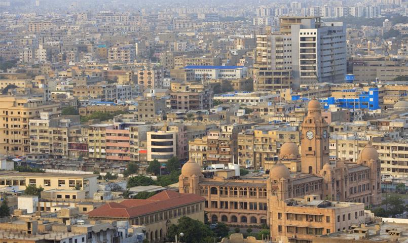 Карачи