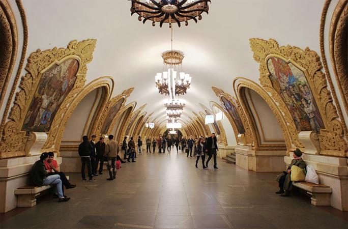 Киевская - кольцевая