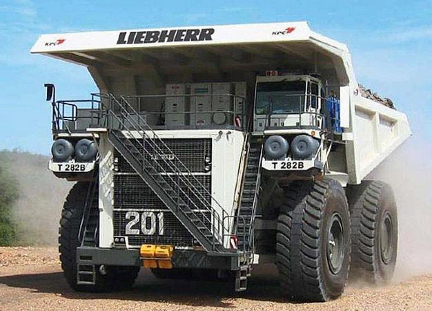 Liebherr T282С