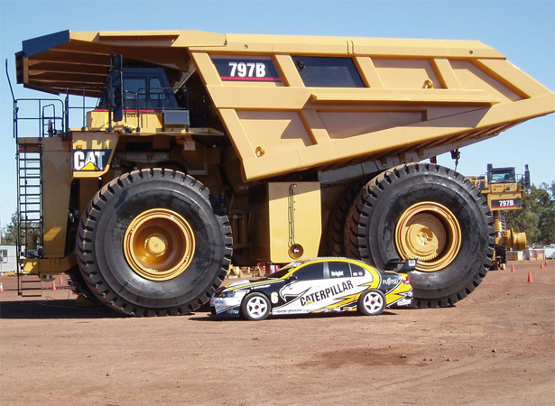 Caterpillar (Cat) 797 F
