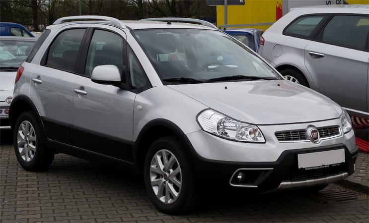 Fiat Sedici Multijet