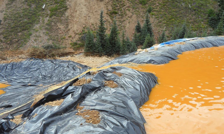 Добыча золота в США