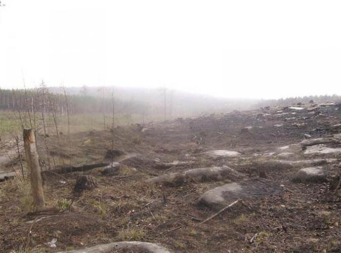 Чертово кладбище