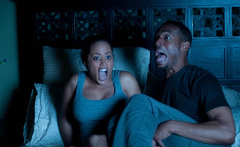 Дом с паранормальными явлениями 2