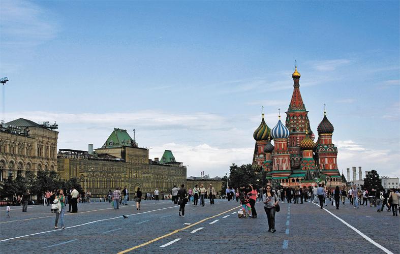 Улица Красная площадь