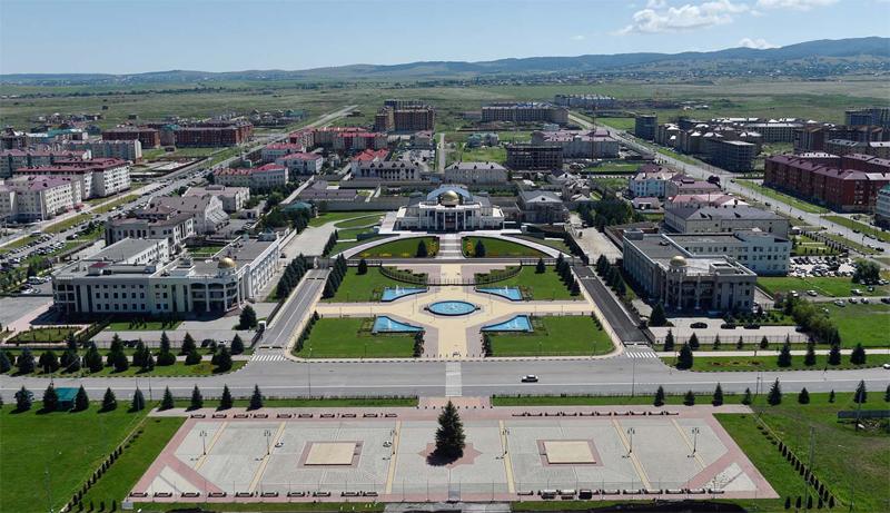 Город Магас