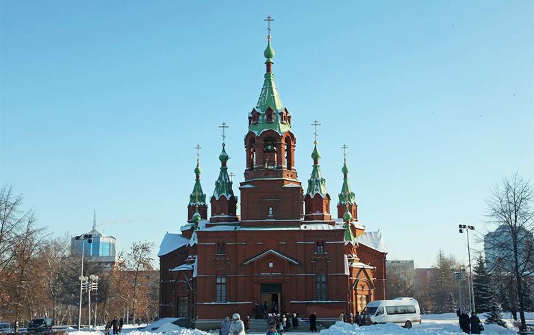 Церковь Александру Невскому