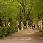 Самые красивые парки Санкт Петербурга