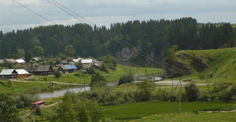 Село Чусовое