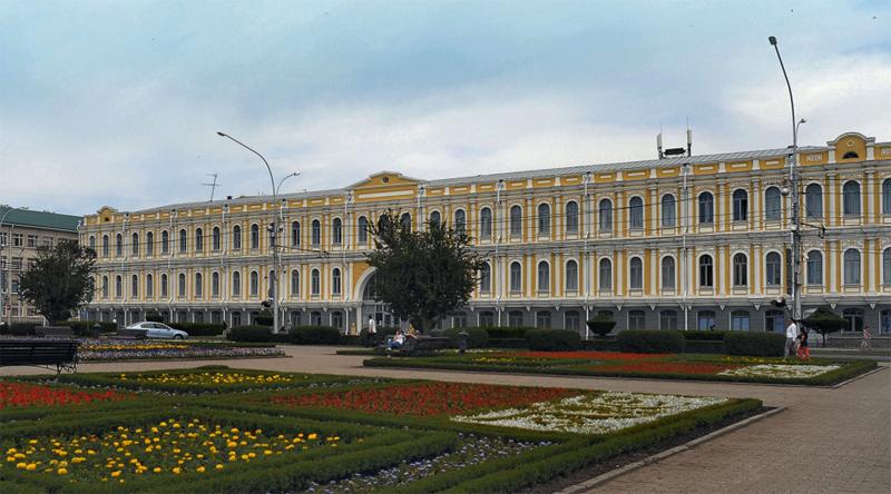 Ставропольский историко-культурный и природно-ландшафтный музей
