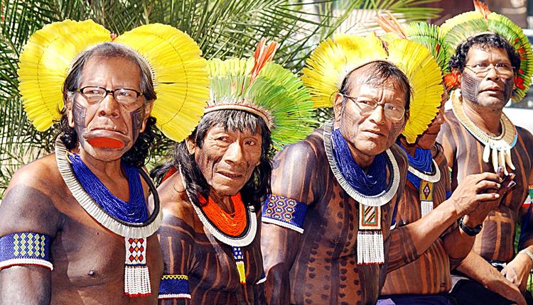 Индейцы Бразилии