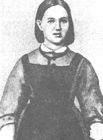 Ковалевская в детстве
