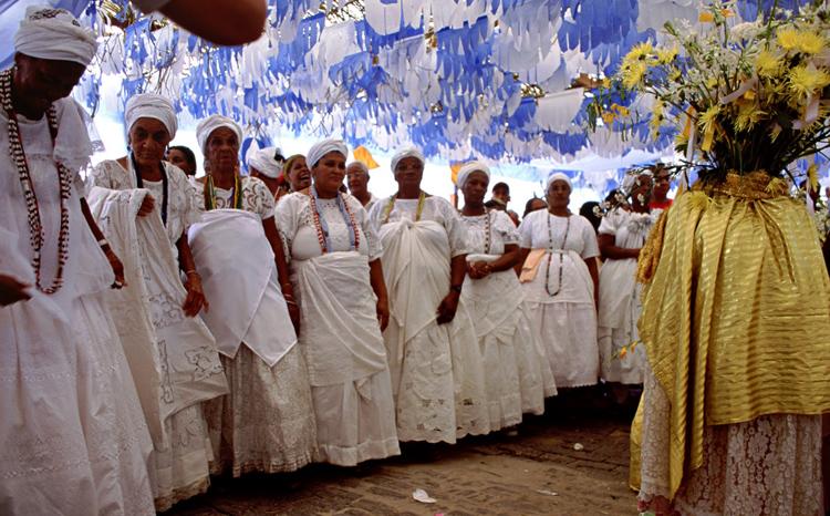 Религия в Бразилии