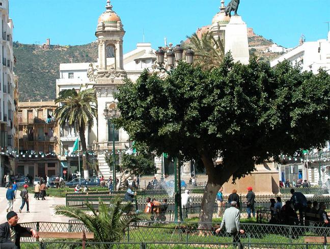 Город в Алжире