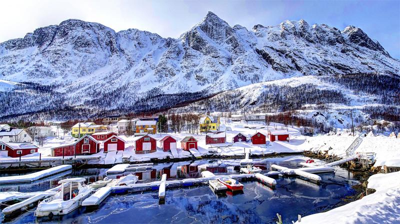 Красивая Норвегия