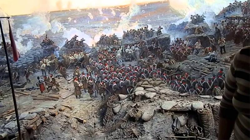 Оборона Крыма