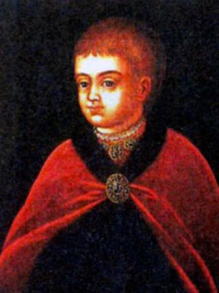 Петр 1 в молодости