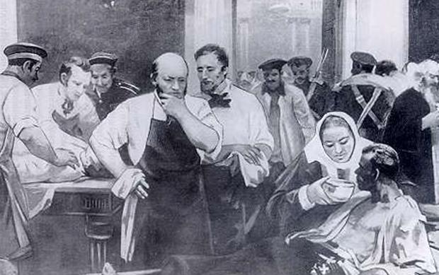 Хирург Пирогов