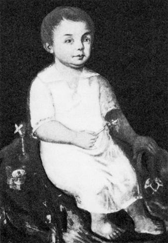 Салтыков-Щедрин в детстве