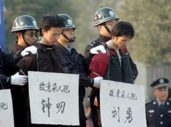 Смертная казнь в КНДР