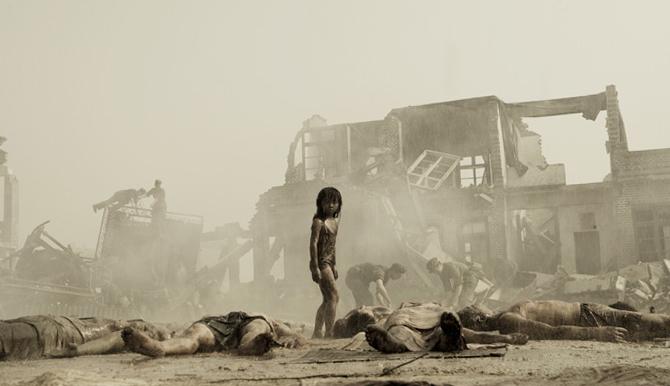Землетрясение 2010