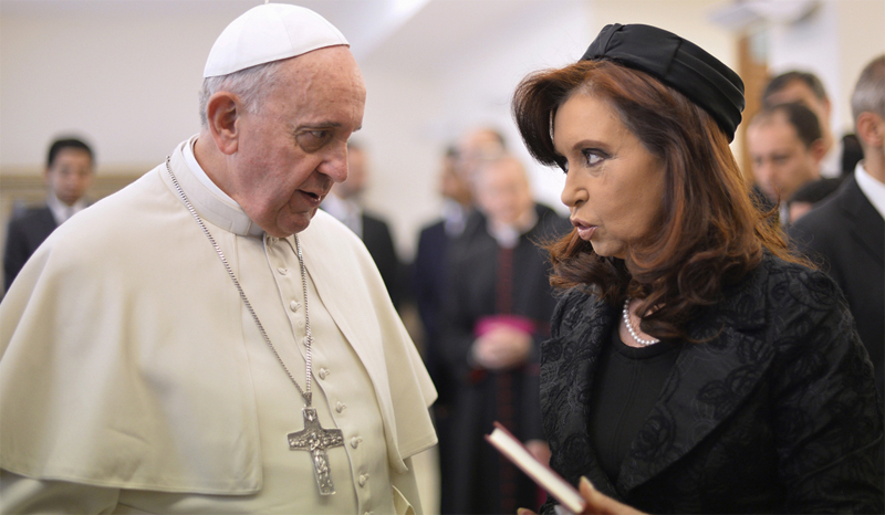 Президент католик
