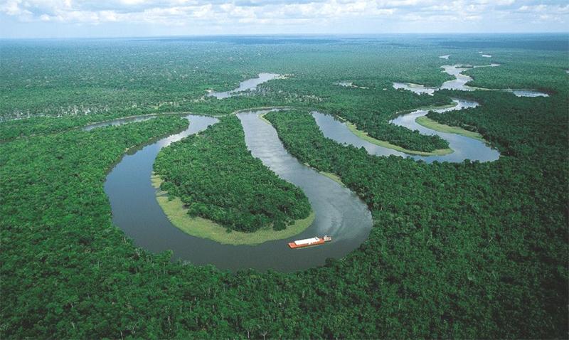 Амазонка река