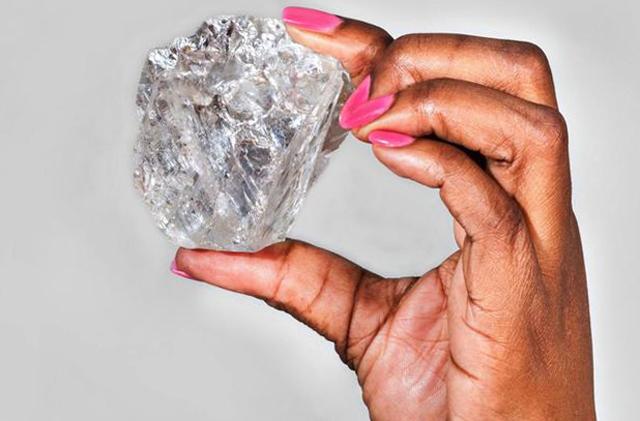Ботсванский алмаз
