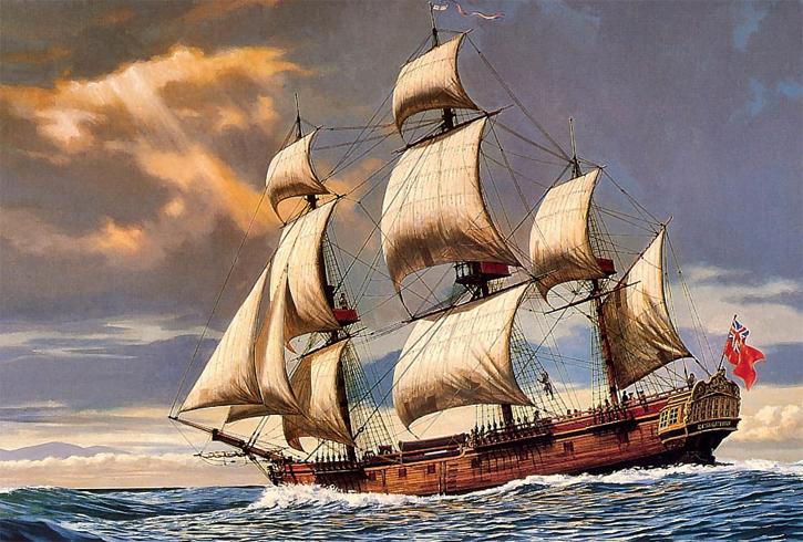 Корабль Кука