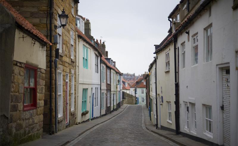 Английские улицы