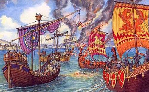 Флот Игоря