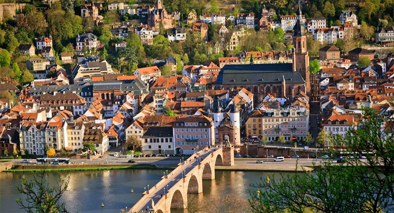 Красота Германии