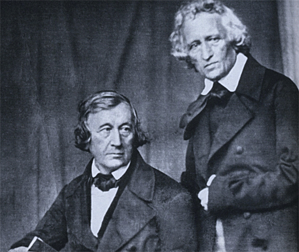 Якоб и Вильгельм