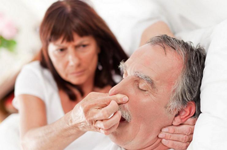Храп у мужчин причины и лечение храпа в домашних условиях