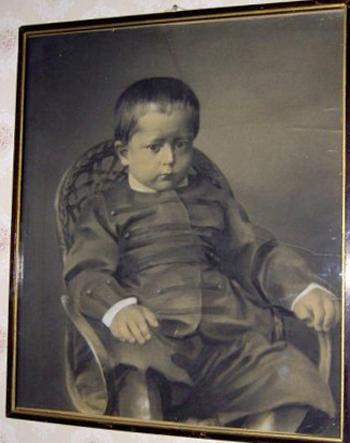 Леонид Андреев в детстве