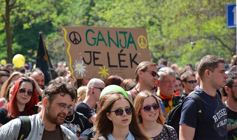 Марш за марихуану