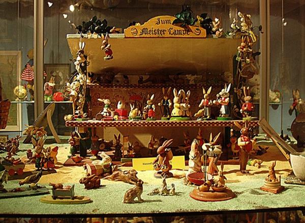 Музей зайцев