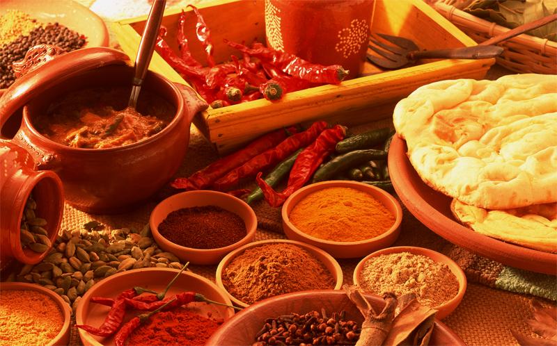 Индийская пища