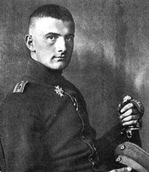 Ритмейстер Фон Рихтофен